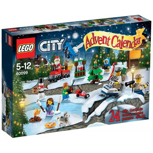 60099 LEGO City Set
