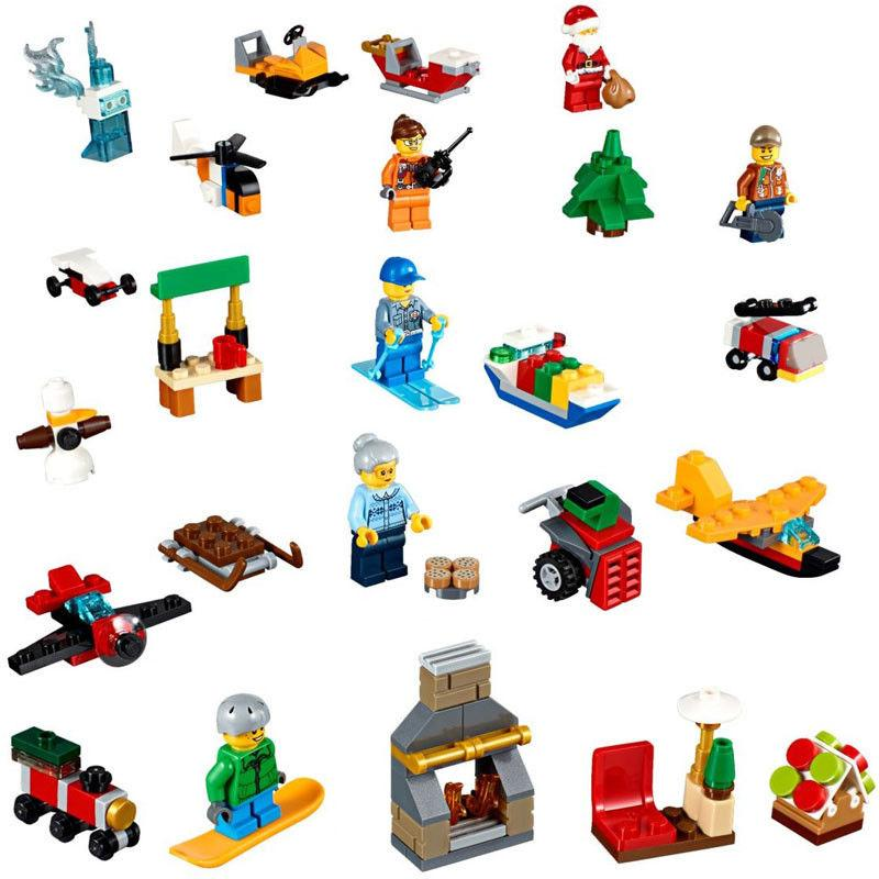 60155 LEGO City Set