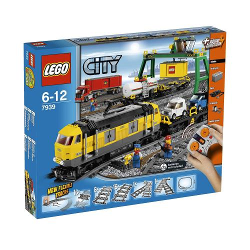 7939 LEGO City Train RC System
